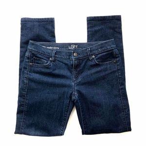 Ann Taylor Loft Modern Skinny Jeans Size 27/4